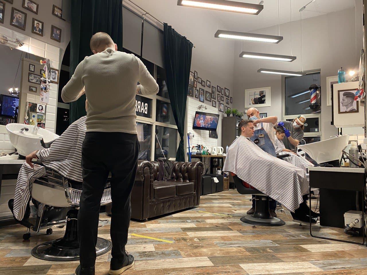 школу курсы мужского парикмахера в москве приглашает телезрителей