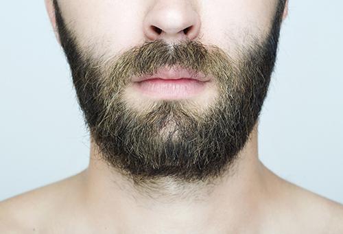 Наращивание бороды